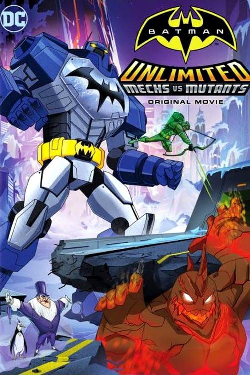 Batman Unlimited: Mechs vs Mutants online