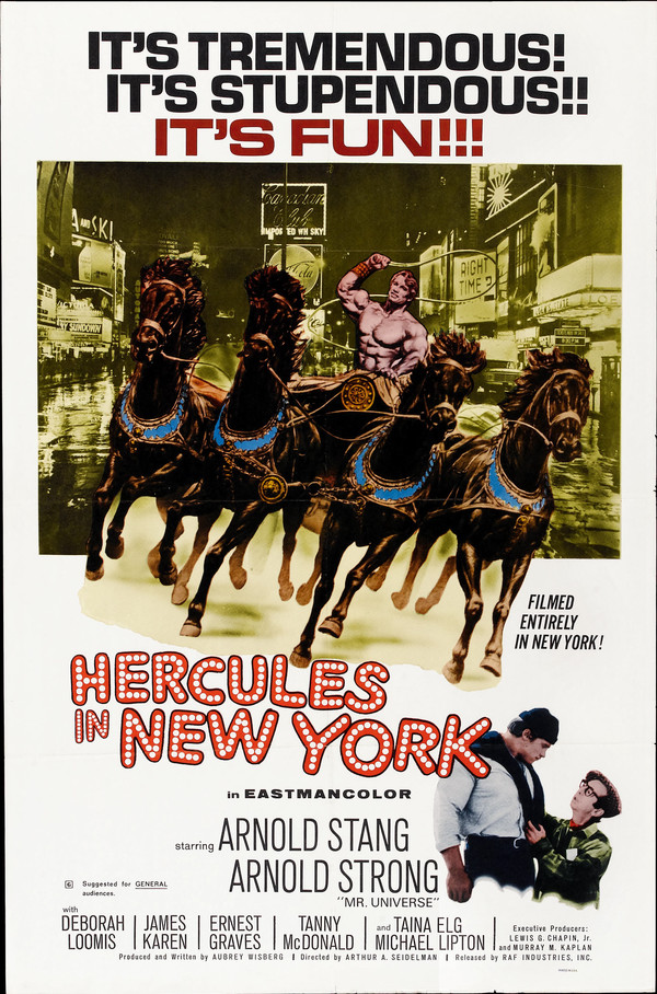 Hercules in New York online
