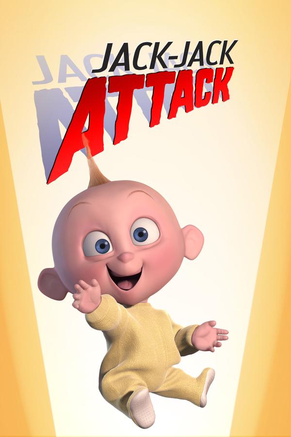 Jack-Jack útočí  online
