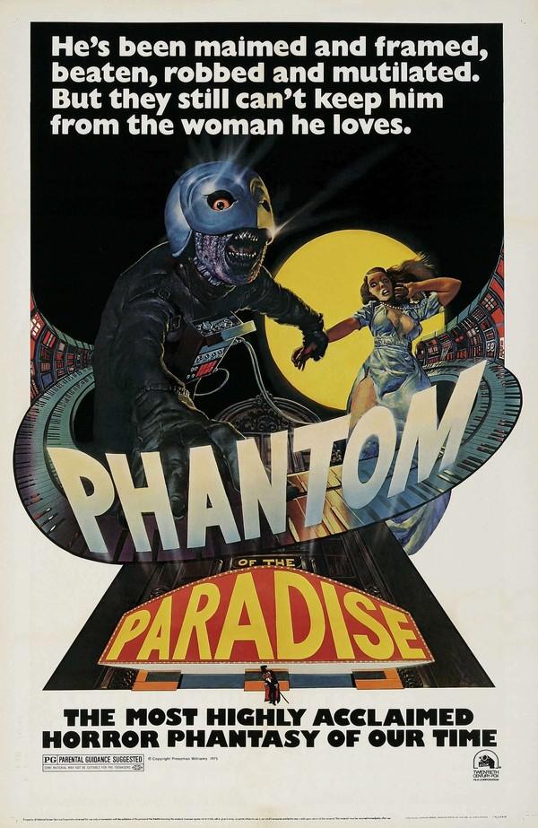 Phantom of the Paradise online
