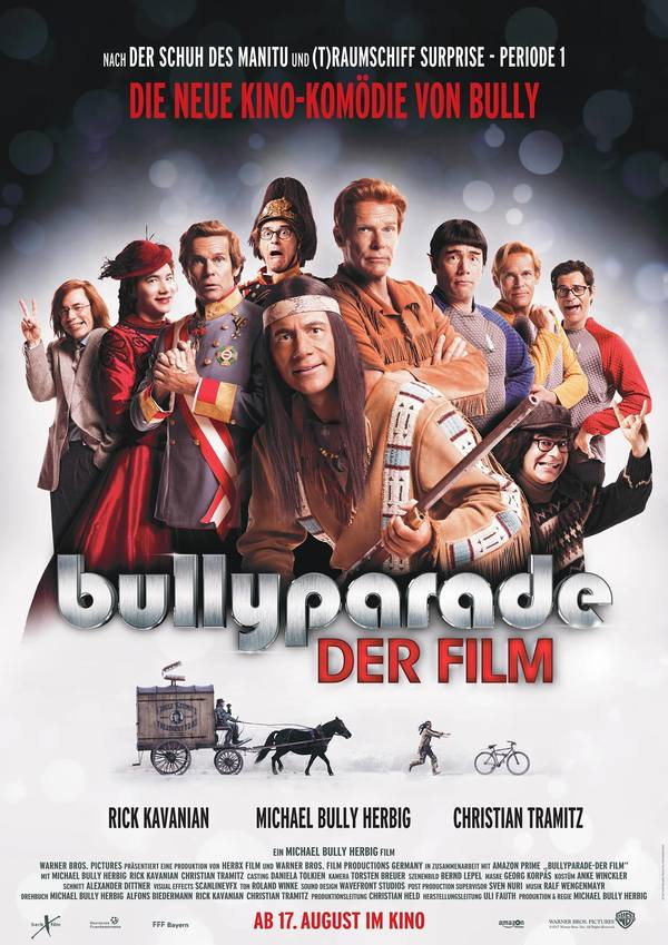 Bullyparade online