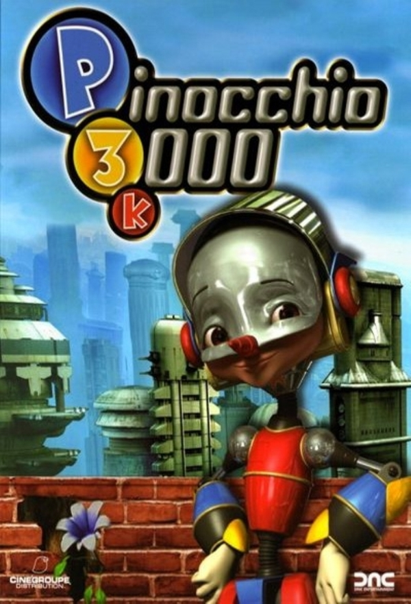 Pinocchio 3000 online