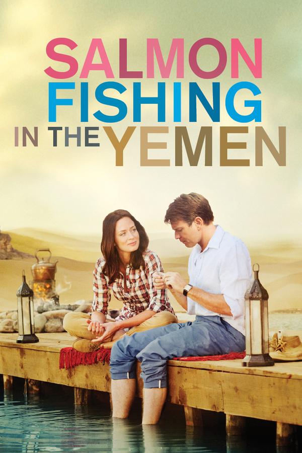 Lov lososů v Jemenu - Tržby a návštěvnost