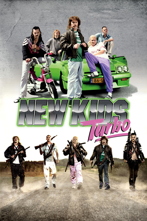 New Kids Turbo online