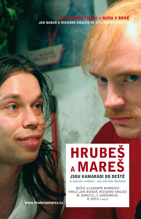 Hrubeš a Mareš jsou kamarádi do deště online
