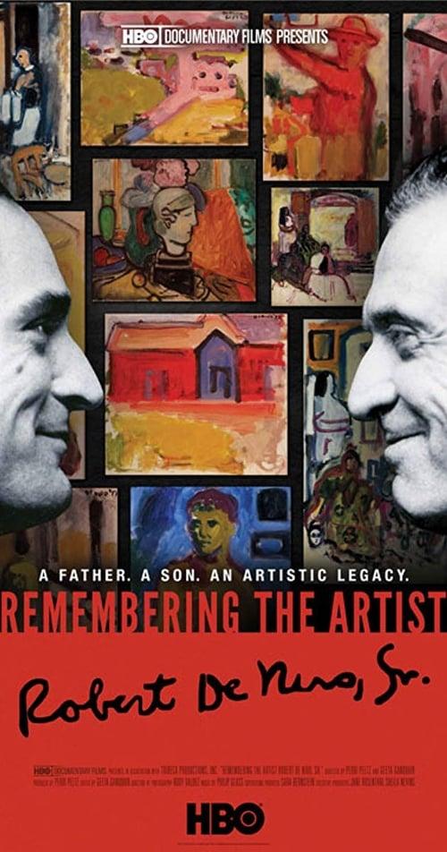 Vzpomínky na umělce: Robert de Niro starší online