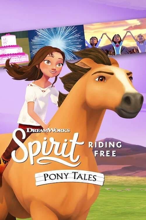 Spirit - volnost nadevše: Dobrodružná jízda online