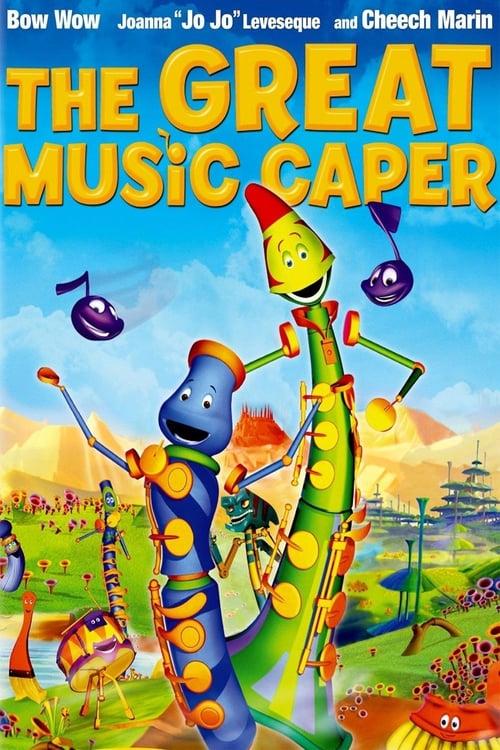 The Great Music Caper - Tržby a návštěvnost