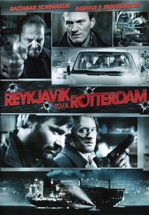 Z Reykjavíku do Rotterdamu online