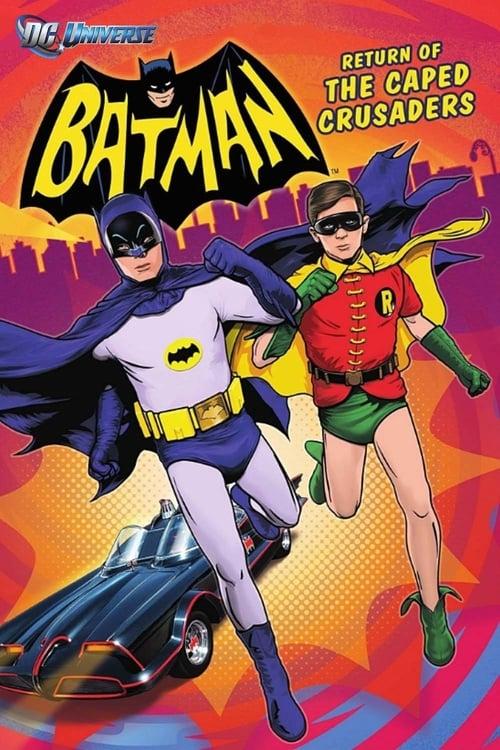 Batman: Návrat maskovaných křižáků online