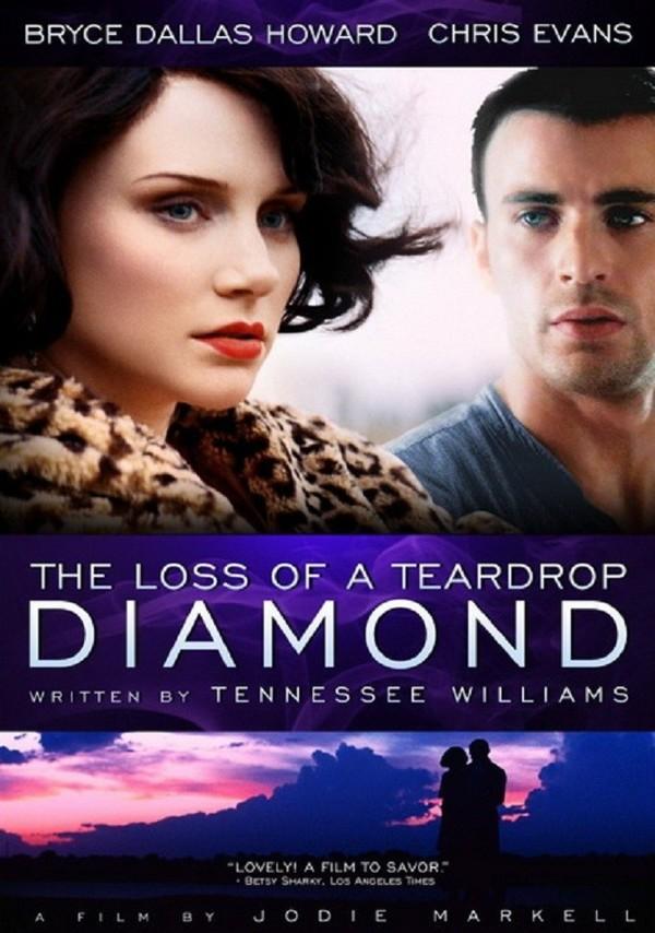 Ztráta diamantové slzy online
