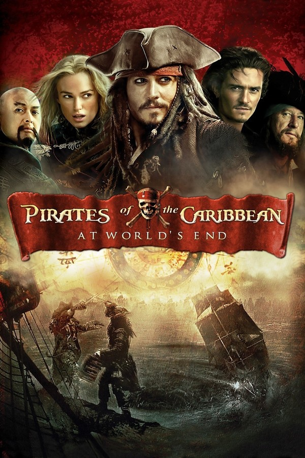 Piráti z Karibiku III online