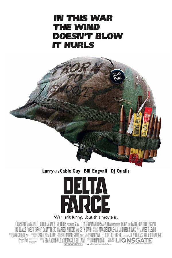 Delta fór online