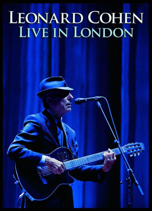 Leonard Cohen: Live in London online