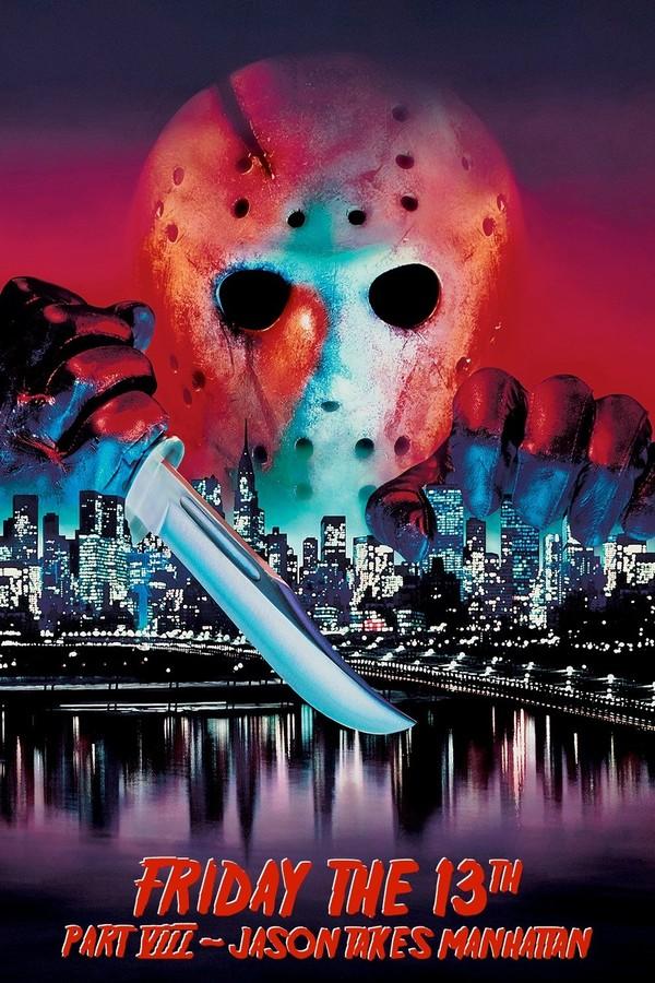 Pátek třináctého 8: Jason na Manhattanu online