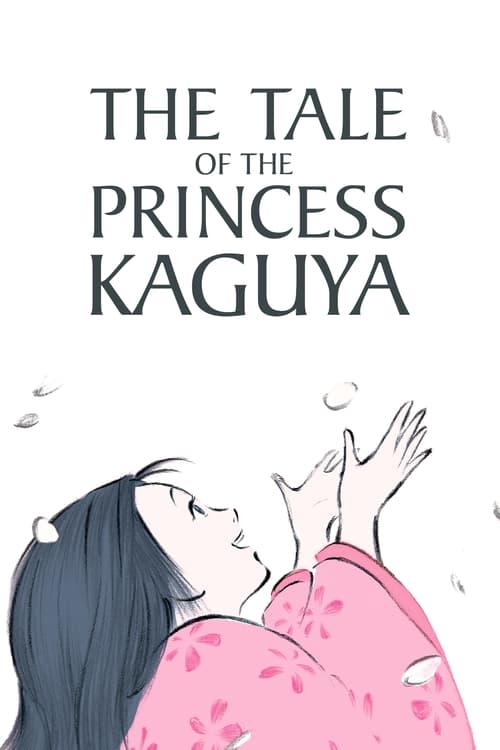 Příběh o princezně Kaguje online