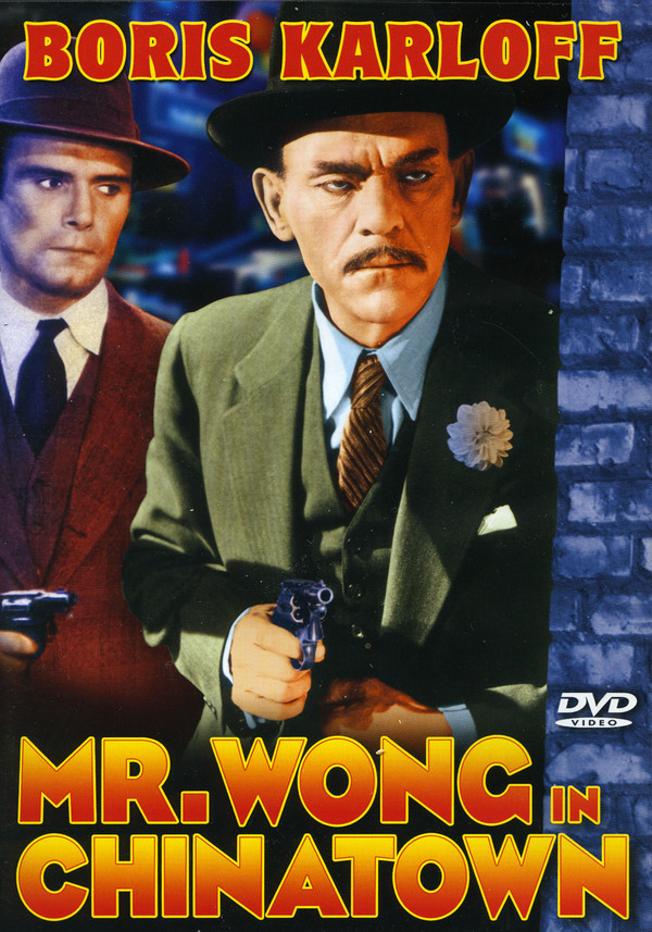 Mr. Wong in Chinatown online
