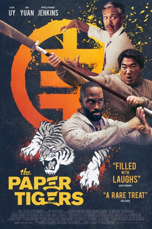 The Paper Tigers online