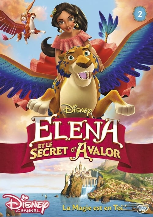 ELENA AND THE SECRET OF AVALOR online