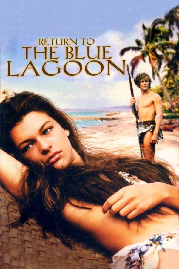 Návrat do Modré laguny online