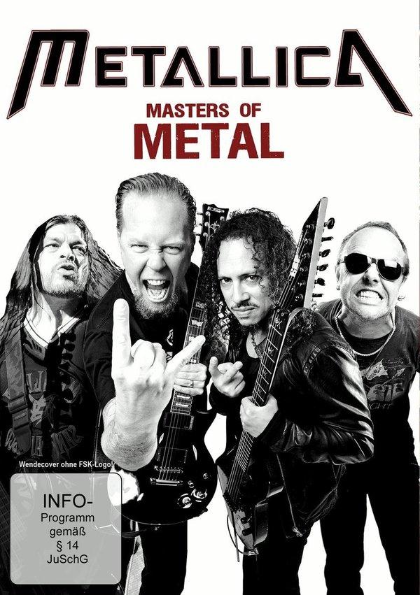 Metallica: Masters of Metal online