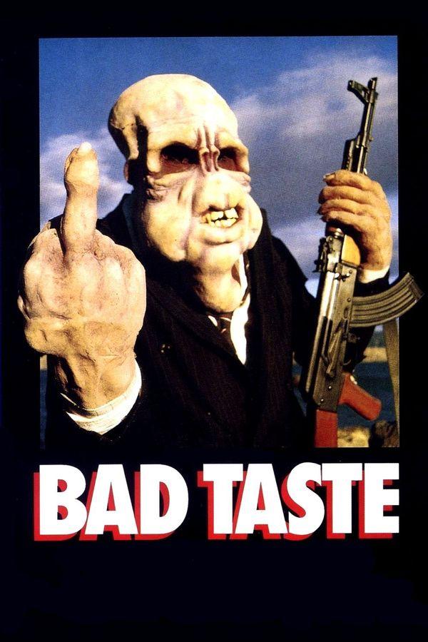Bad Taste - Vesmírní kanibalové online