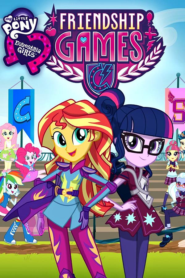 My Little Pony: Equestria Girls – Hry přátelství online