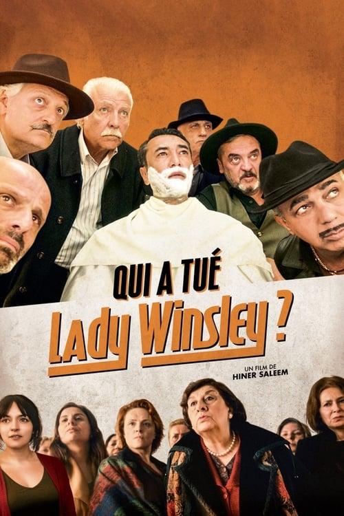 Kdo zabil paní Winsleyovou? online