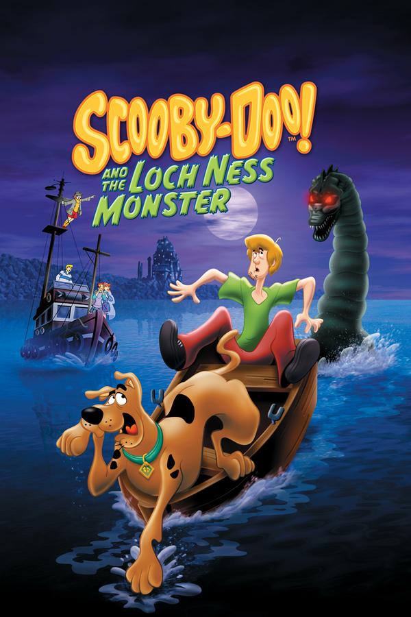 Scooby Doo a Lochnesská příšera online