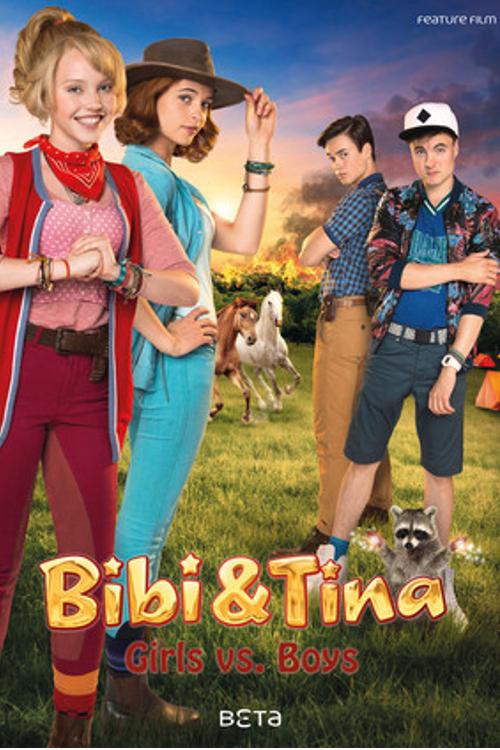 Bibi & Tina: Mädchen gegen Jungs online