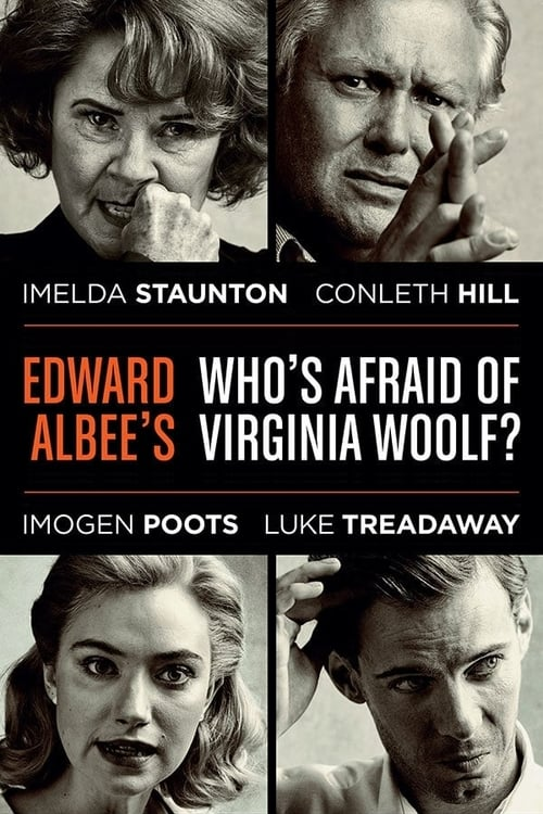 National Theatre Live: Edward Albee's Who's Afraid of Virginia Woolf? online