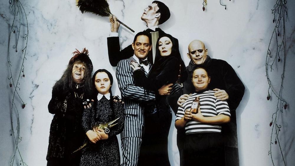 Addamsova rodina online