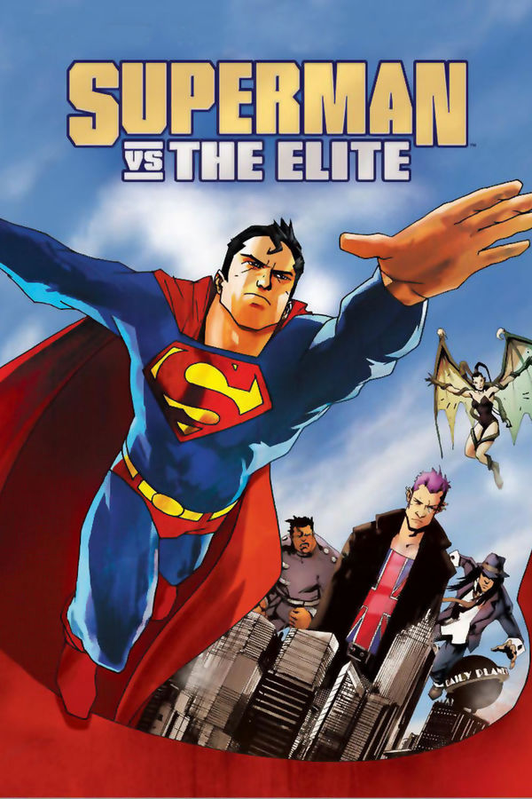 Superman vs Elita online
