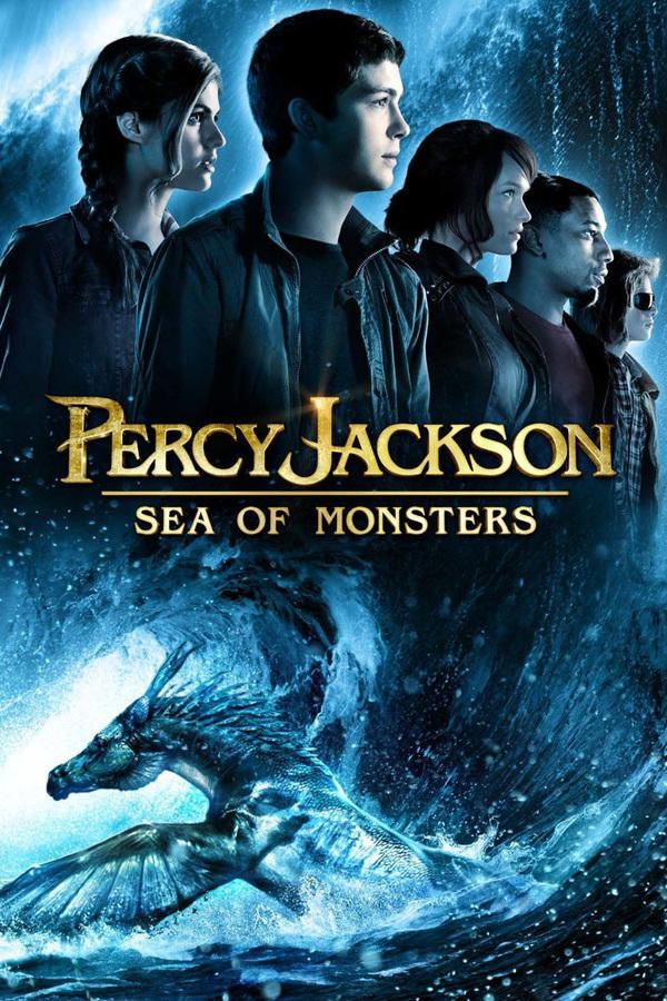 Percy Jackson: Moře nestvůr online