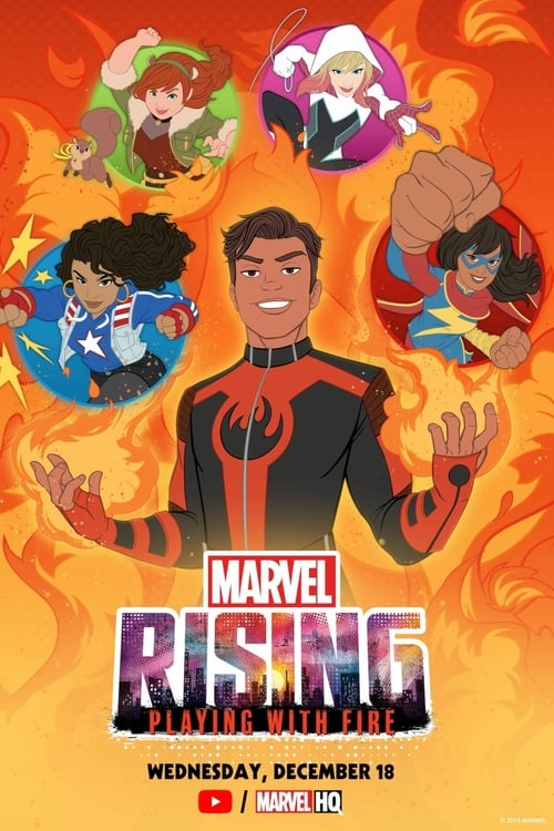 Marvel Rising: Playing With Fire online
