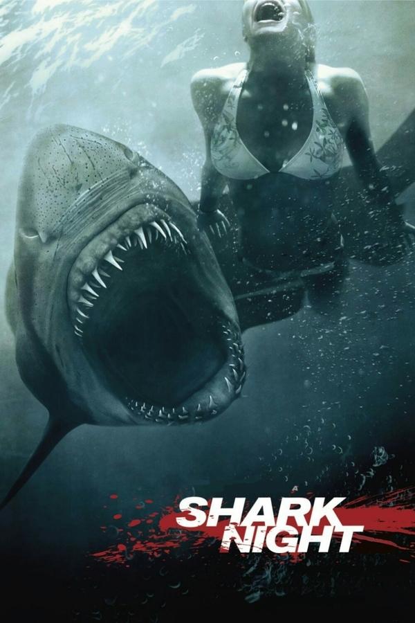 Noc žraloka 3D online