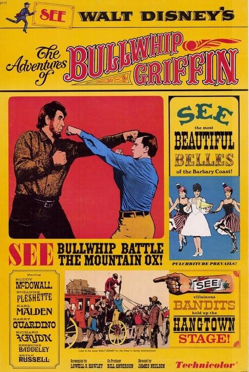 Dobrodružství Bullwhipa Griffina online