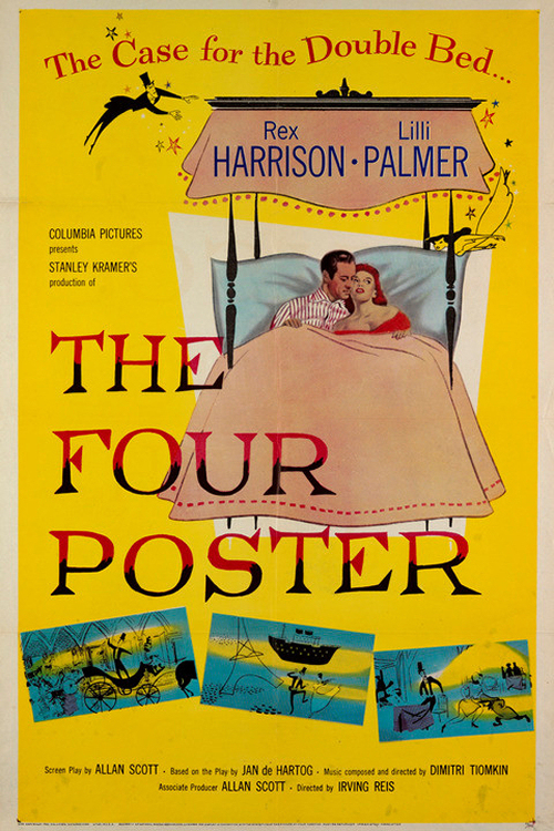 The Four Poster online