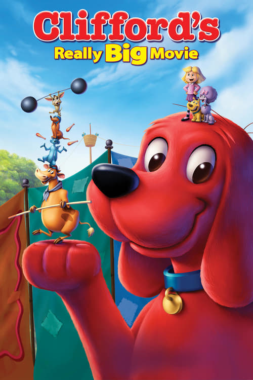 Clifford's Really Big Movie online