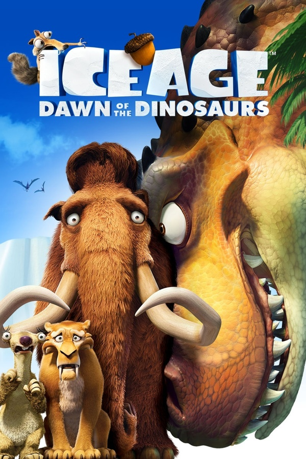 Doba ledová 3: Úsvit dinosaurů - Tržby a návštěvnost