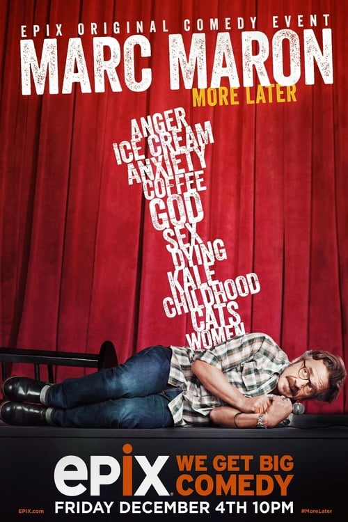 Marc Maron: More Later online