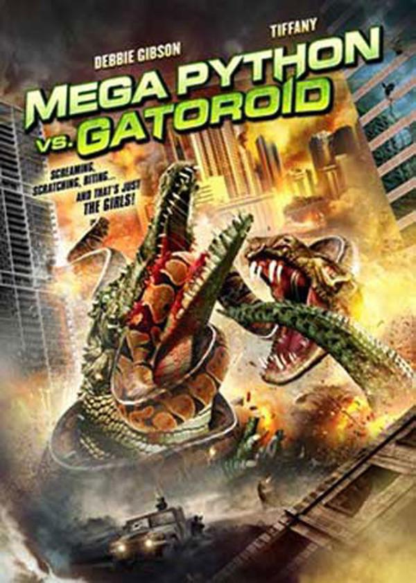 Mega Python vs. Gatoroid online
