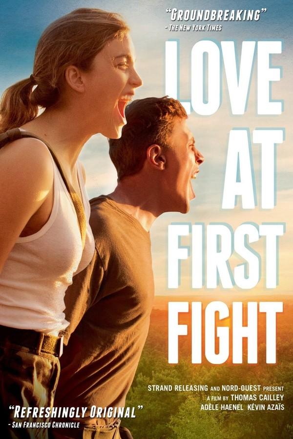 Láska na první boj online