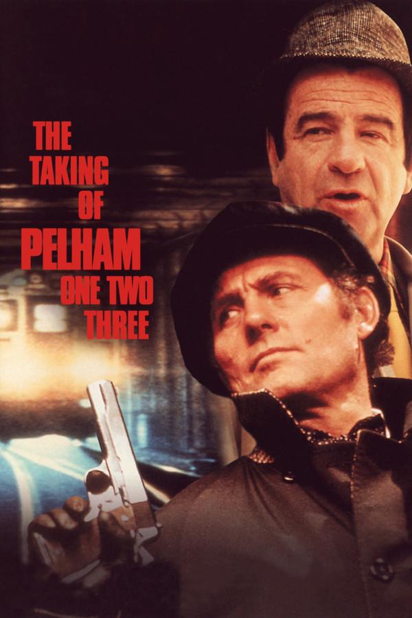 Přepadení vlaku z Pelhamu online