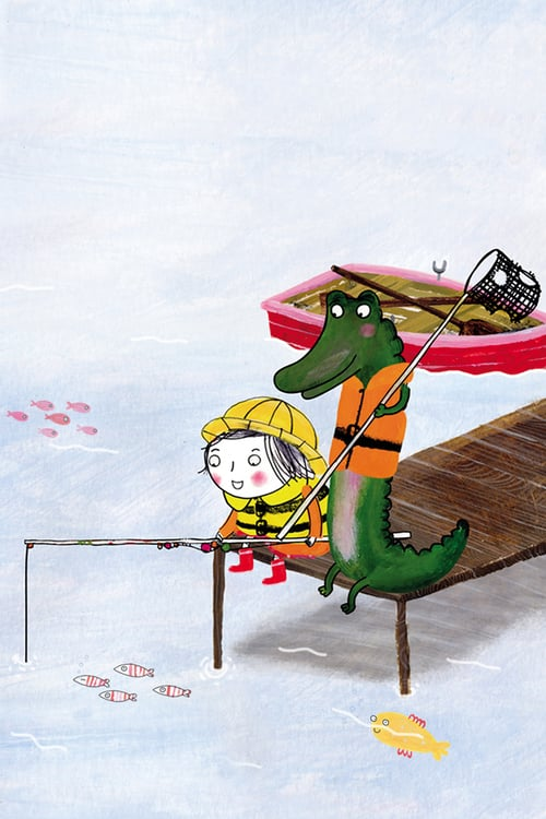 Rita a krokodýl online