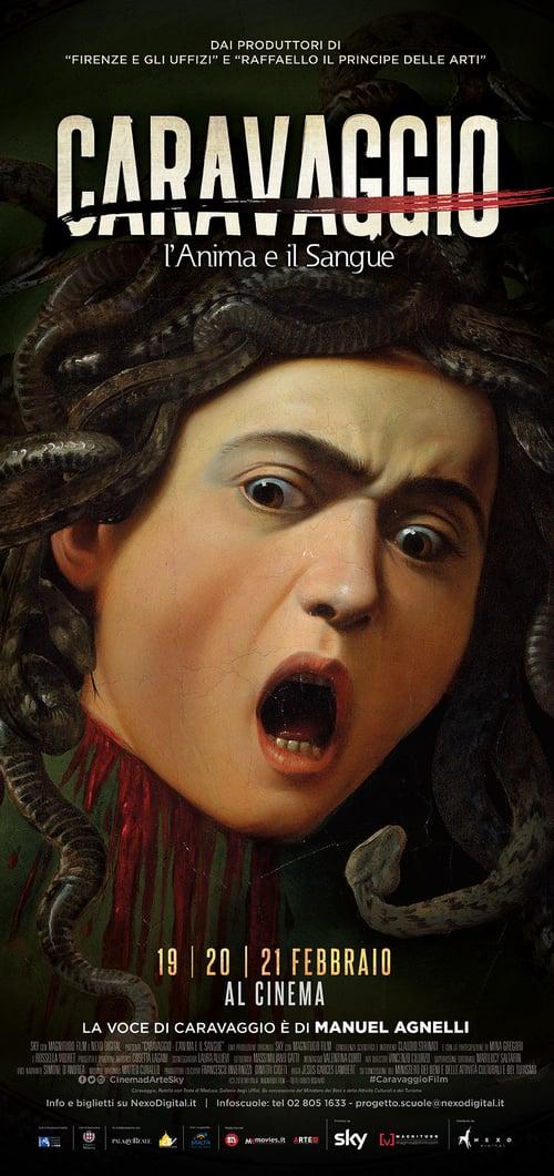 Caravaggio– duše a krev online