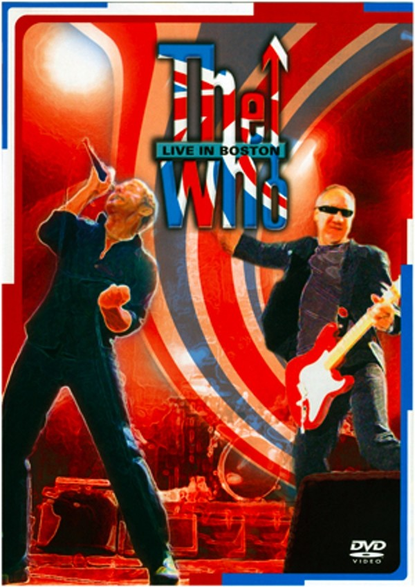 The Who: Live in Boston