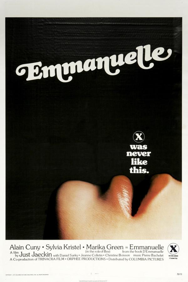 Emmanuelle - Tržby a návštěvnost