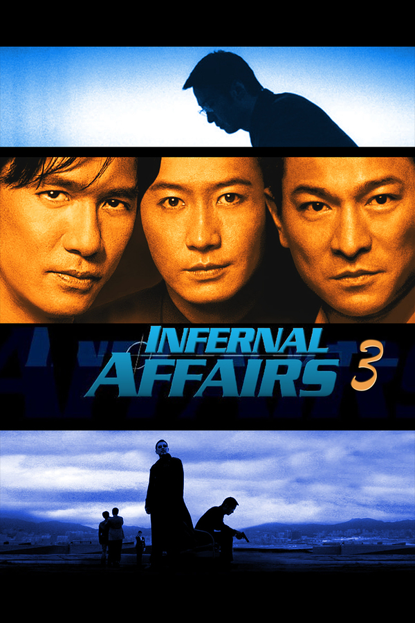 Infernal Affairs III online