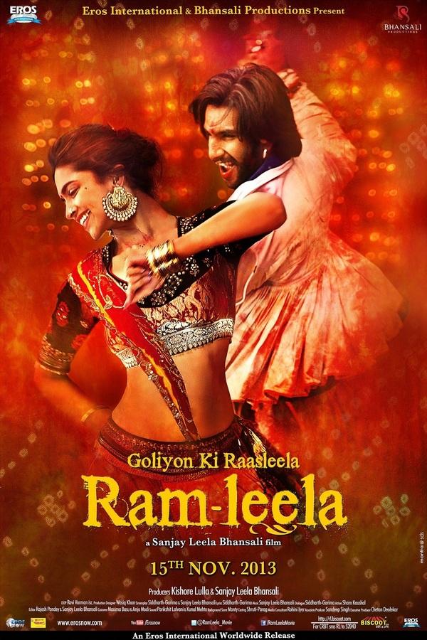 Goliyon Ki Raasleela Ram-Leela online